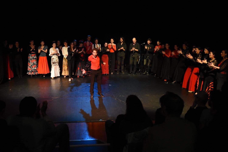 Traidtional Flamenco Dance Troupe