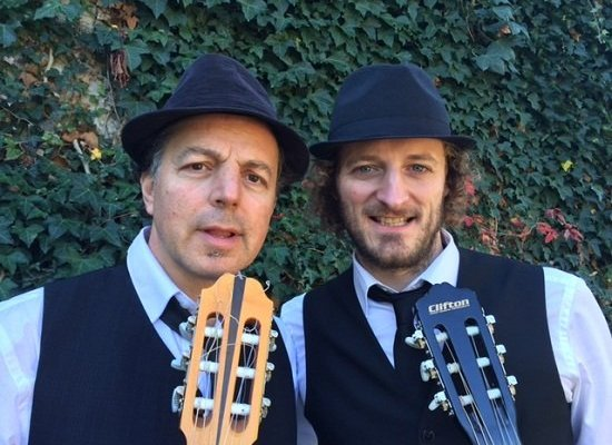 Spanish Guitar Duo For Hire In London