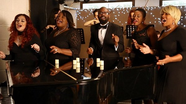 Christmas Gospel Choir London