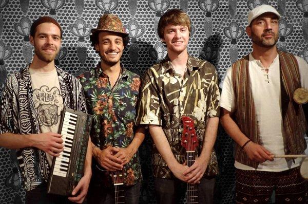 Hire A Samba Quartet In London