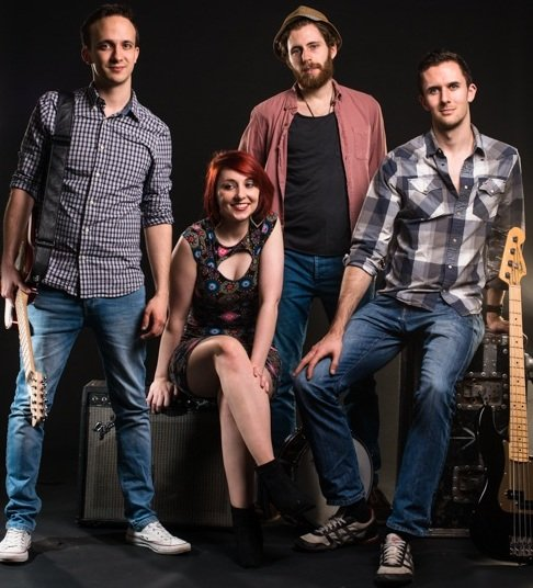 4 Piece Party Band For Hire In London