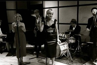 Hire A Swing Quintet Band In London