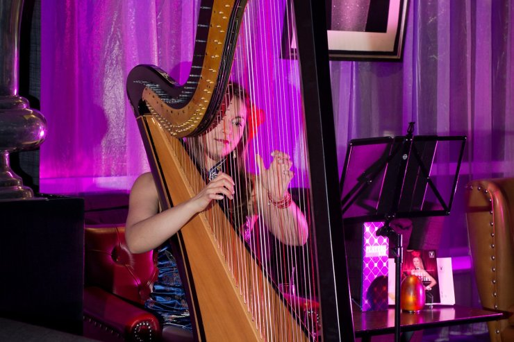 Hire a Harpist in London