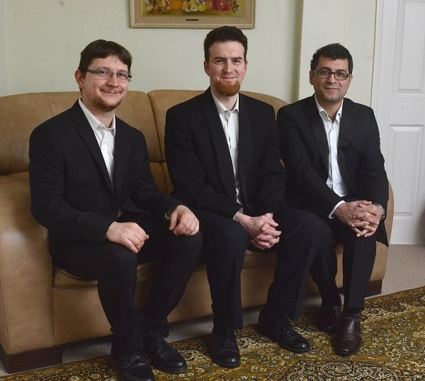Strings Trio For Hire In London