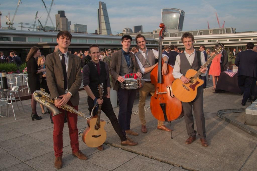 Acoustic-Wedding-Bands-Hire-UK