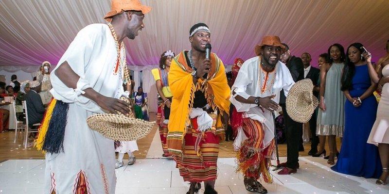 African Wedding Entertainment