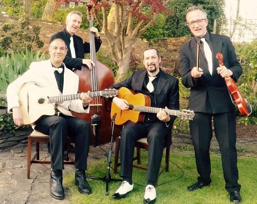 The Champagne Jazz Swing Band