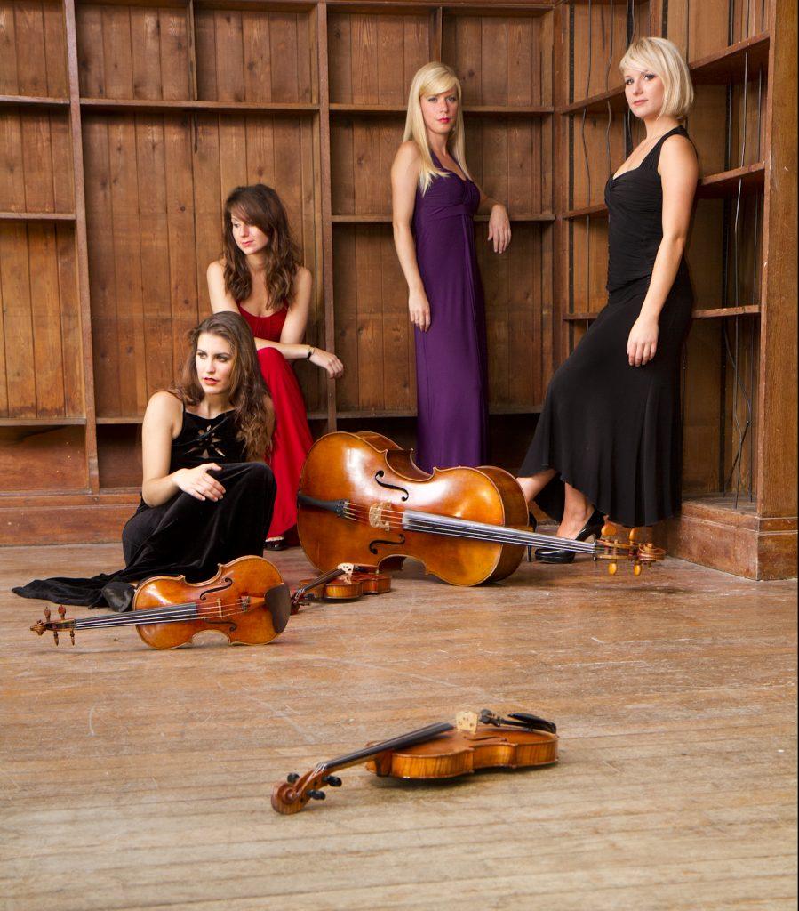 Professional String Duo, String Trio, String Quartet