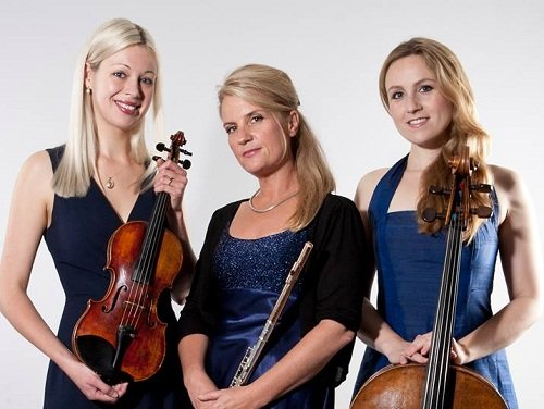 Flute And String Trio