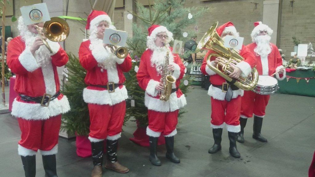 Santa Claus Musicians London