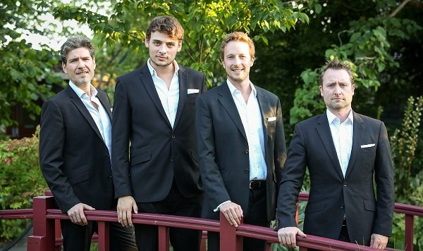 Acappella Quartet In London