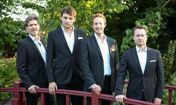 Acappella Quartet In London