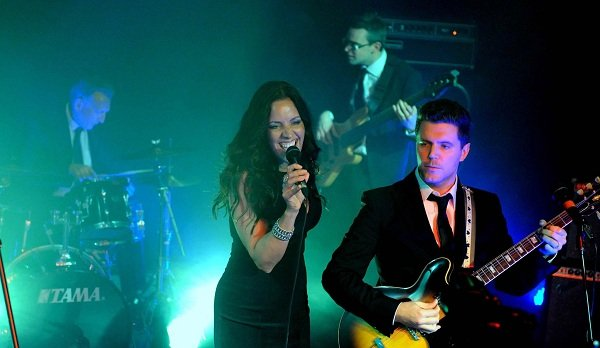 The Martinis 5 Piece Party Band