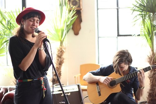 Brazilian Vocal Guitar Duo In London