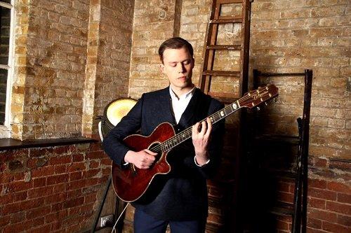 Solo Irish Musician in London