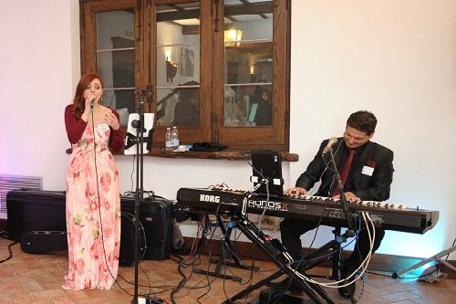 Book The Smooth Sound Duo Band London - Music for London