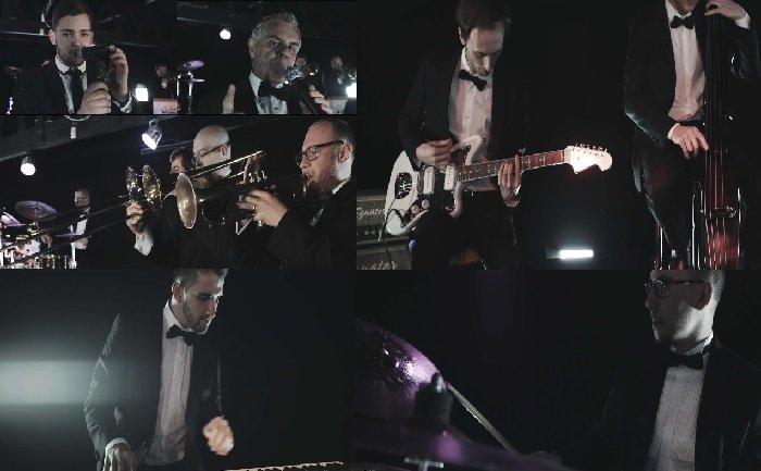 Book A 12 Piece Swing Band in London - Music for London