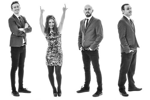 Book The Groovejet Quartet Functions Band - Music for London