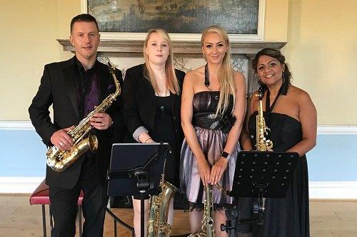 The London Montage Saxophone Quartet