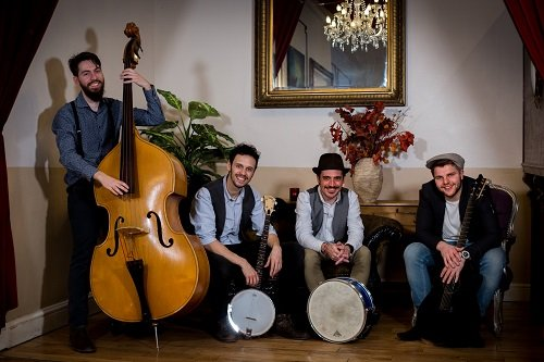 Mumford and Sons Tribute Band