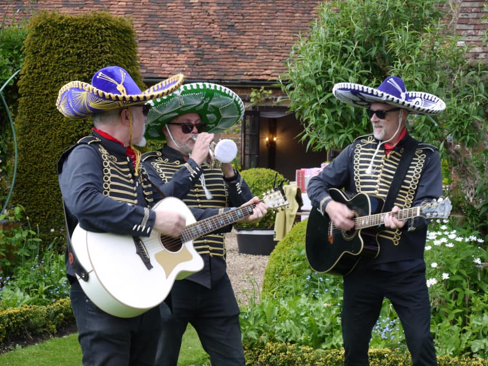 Mariachi Cabaret Band for Weddings in London
