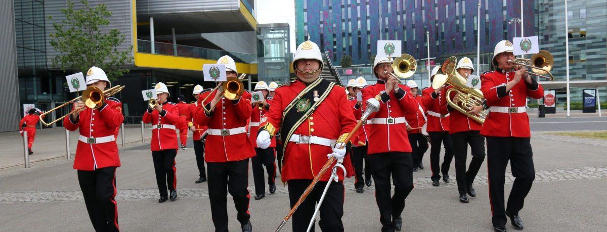MFL Brass – Military Marching Brass Band