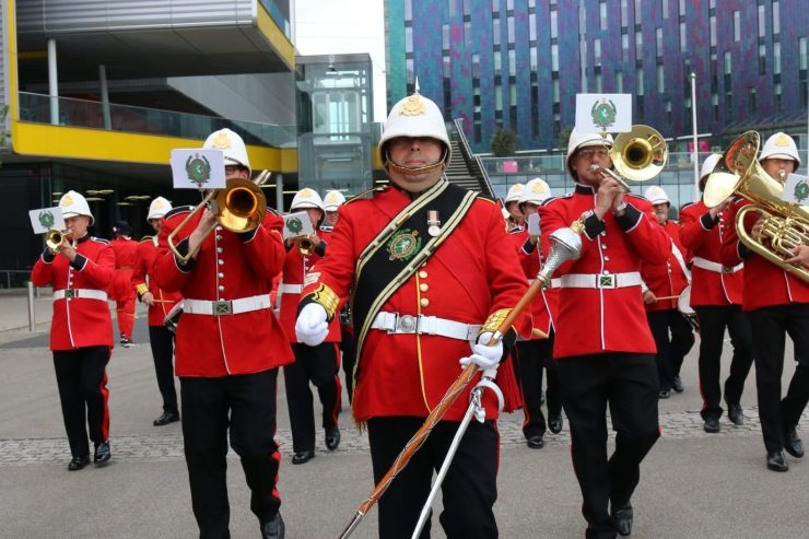 MFL Brass - Military Marching Brass Band