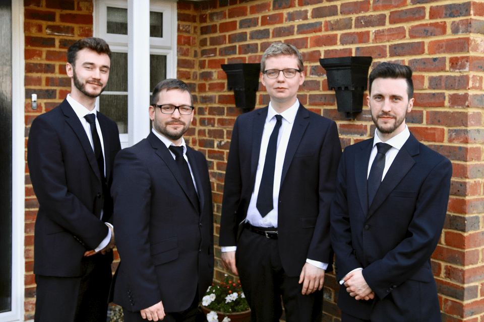 Book A Jazz Quartet for Events in London - Music for London