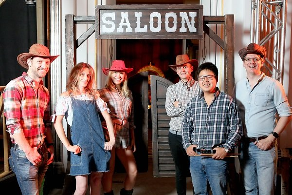 Book A Country Western Theme Band in London - Music for London