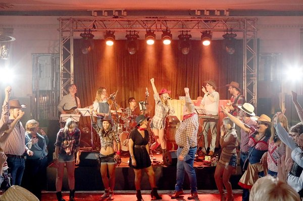 Country & Western Band in London