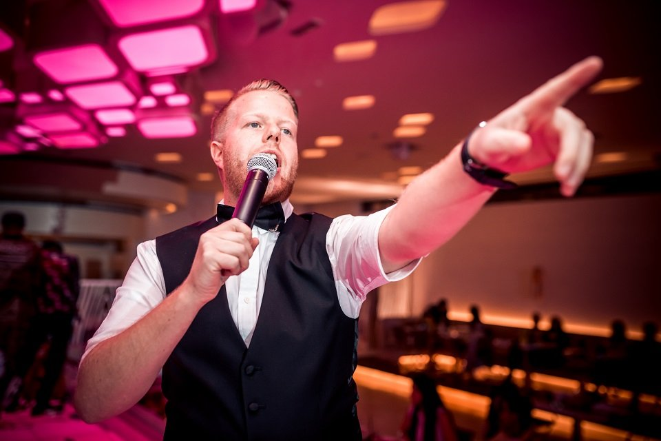 Book An Emcee for Events, Functions And More - Music for London