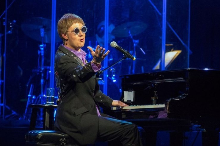 Book An Elton John Tribute Act in London - Music for London