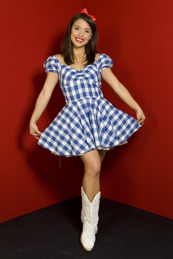 Cowgirl Dress