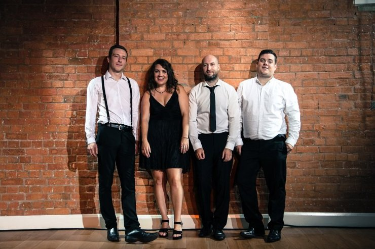 Book A 4 Piece Functions Band in London - Music for London