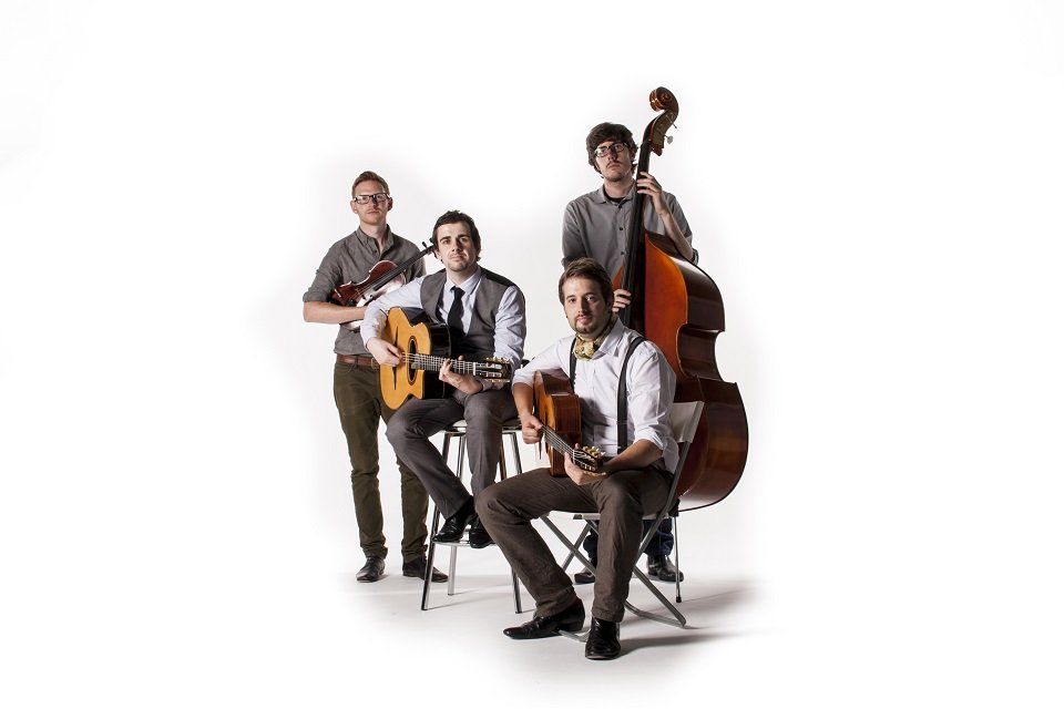 Gypsy Swing Band For Events in London - Music for London
