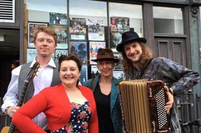 Book A Parisian Jazz Quartet in London - Music for London