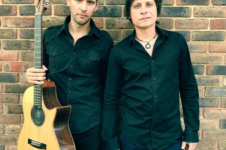 Book The Cool Stand Acoustic Duo in London - Music for London