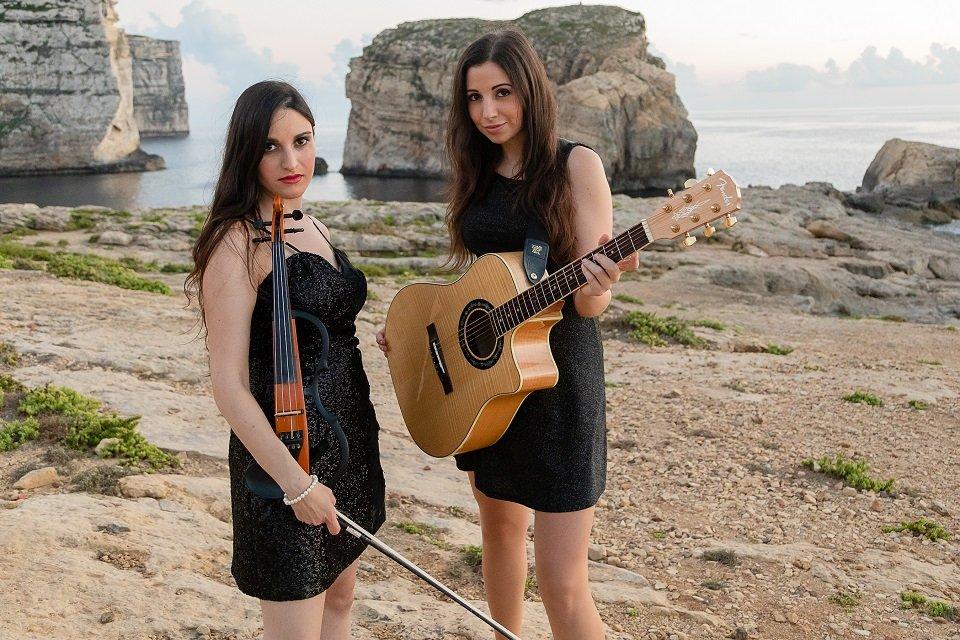 Book A Beatbox, Violin & Guitar Duo London - Music for London
