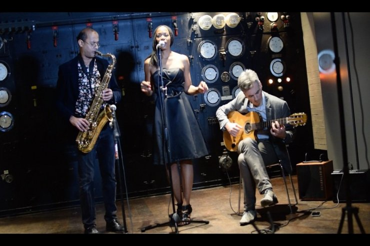Jazz Trio For Events in London - Music for London