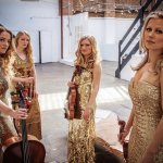 Strings Female Quartet for Hire London - Music for London