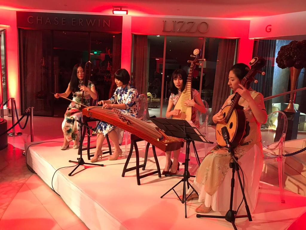 Strings And Bamboo - Chinese Music Ensemble