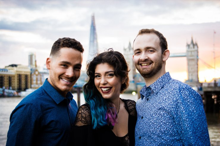 The Cherry Sessions Trio - Music for London