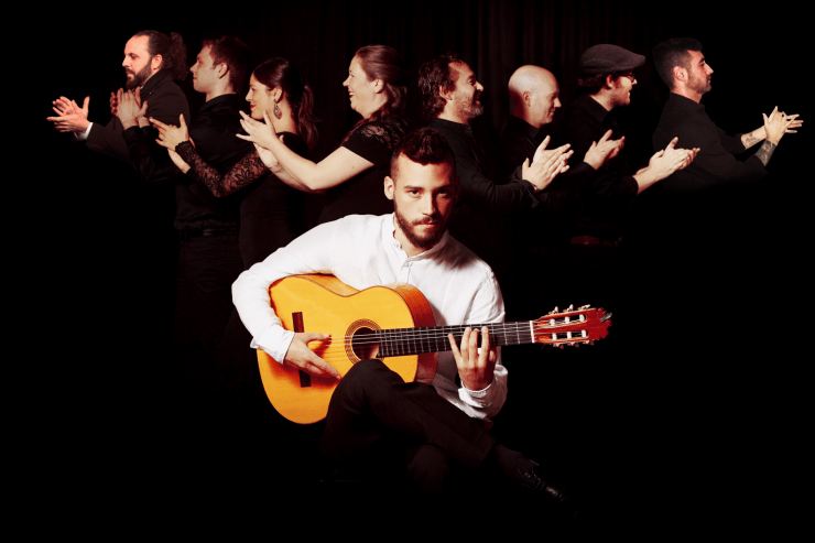 Authentic and Professional Flamenco Music and Dance - Music for London