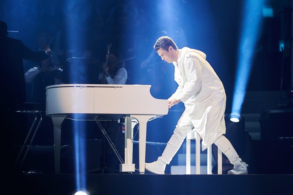 Evgeny - Amazing Virtuoso Pianist
