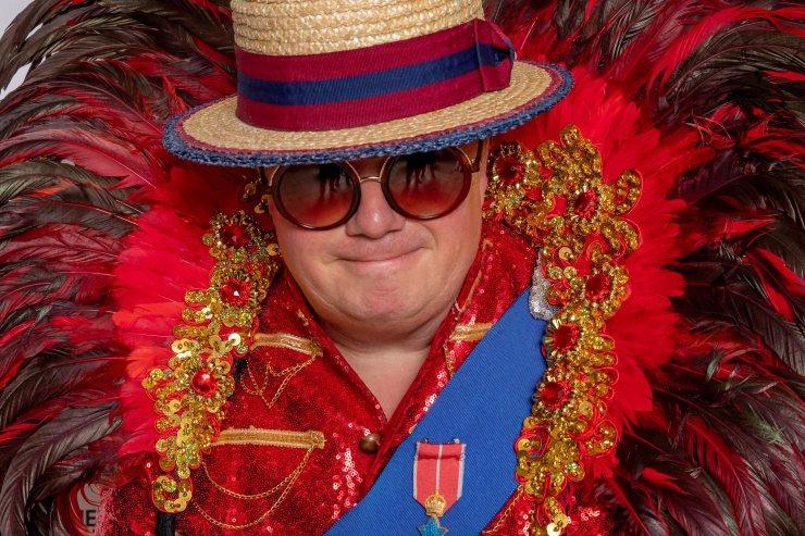 Electric Elton 'The Elton John Tribute Act' - Music for London