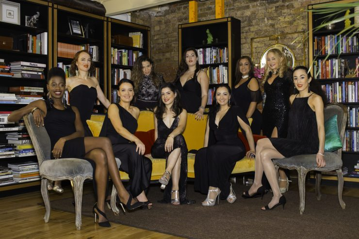 Salsera - All Female 10 Piece Band - Music for London
