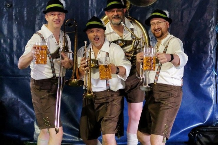 BierKeller Brass - Oompah Band