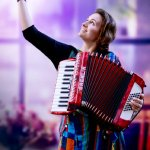 Talia - Solo Female Accordionist and Vocalist