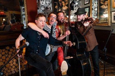 Irish Band in London - Music for London