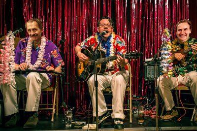The Hula Hawaiian Ensemble